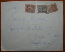 COVER - LETTER - Sobre Portugal - 1910-... República