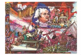 1989 Togo Togolaise French Revolution 2 Souvenir Sheets MNH Souvenir Sheet  MNH - Togo (1960-...)