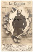 Journal Crevé - Le GAULOIS - Le Plus Grand Journal Du MATIN - 1902 / PARIS ++++++ S. I. P., #5 +++ - France