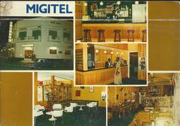 Migitel -Hôtel Bar Restaurant - Pointe Noire - R.P. Du Congo - Pli En Haut Sur Toute La Longueur - Pointe-Noire