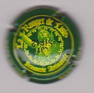 Capsule BIERE ( ROUGET DE L'ISLE , Made In Jura ) 1 {S27-17} - Cerveza
