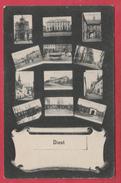 Diest ... Postkaart Multivieuws  ( Verso Zien ) - Diest