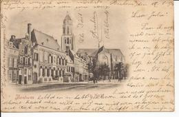ARNHEM: De Markt, Uitgever W. Kohlman - Arnhem
