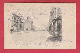 Ronse / Renaix - La Petite Place - 1904 ( Verso Zien ) - Renaix - Ronse