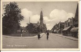 TILBURG: Korvelplein: Uitgave M.T.B. - Tilburg