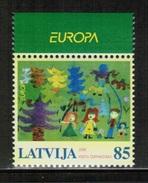 CEPT 2006 LV MI 674 LATVIA - 2006