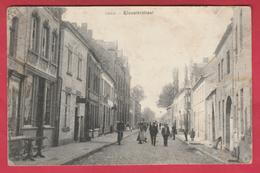 Bree - Kloosterstraat ... Geanimeerd - 1922 ( Verso Zien ) - Bree