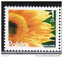 PL 2015 MI 4775 Sunflower - 1944-.... Republik