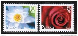 PL 2015 MI 4788-89  Flowers - 1944-.... Republik