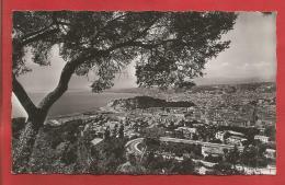 NICE  - Vue Générale Prise Du Mont Boron - 1955 - Nizza