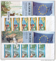 1999 Europa - Nature Park  2  Booklets – MNH  (carnet) Bulgaria / Bulgarie