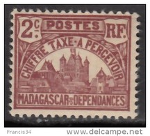 Taxe N° 8 - X X - ( C 1197) - Segnatasse