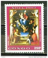 Congo - 1992 - Tableau - Painting - Fra Bartolomeo - Neuf