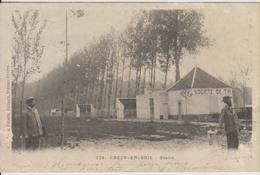 D77 - CRECY EN BRIE - STAND - (SOCIETE DE TIR - PRECURSEUR) - Sonstige Gemeinden