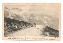 Un Coureur Du Tour De France Dans Le Col D'Aubisque-(B.9049) - Cycling