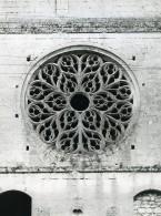 France Bonneuil-en-Valois Abbaye Notre-Dame De Lieu-Restauré Ancienne Photo 1960 - Places
