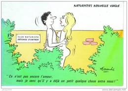 NATURISTES NOUVELLE VAGUE - CE N´EST PAS ENCORE L´AMOUR. MAIS JE SENS QU´IL Y A DEJA UN PETIT.. - ALEXANDRE - NU NUS NUE - Alexandre