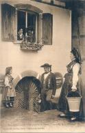 ----54 ----  Maison Alsacienne à L'exposition De NANCY  Neuve Excellent état - Nancy
