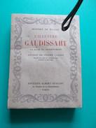 """HONORE DE BALZAC """" L'ILLUSTRE GAUDISSART """"   EDIT. DU CENTENAIRE 1950 ALBERT GUILLOT  DESSINS PIERRE LAFAGE - Livres, BD, Revues"""