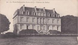 [44] Loire Atlantique > La Haie Fouassiere Château Du Hallay - Otros Municipios