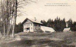 CPA - Environs Du HOHWALD (67) - Aspect De La Maison Forestière De La Rotlach En 1927 - Other Municipalities