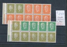 D.-Reich Heft Blatt - 61+62   (t1537    ) Siehe Scan - Duitsland