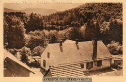 CPA - NIDECK (67) - Aspect De La Maison Forestière Dans Les Années 30 - Débaptisée En 39/45 - Altri Comuni