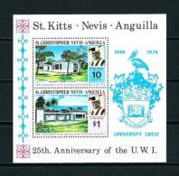 San Cristobal (Britanico)  Nº Yvert  HB-2  En Nuevo - St.Kitts Y Nevis ( 1983-...)