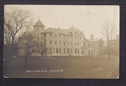 CPA ANGLETERRE - BEACONFIELD COLLEGE - TB PLAN Château Et Sa Façade - Buckinghamshire