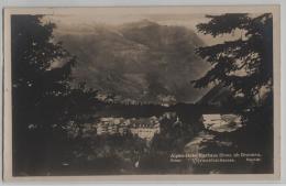 Alpen-Hotel Kurhaus Stoos, Ob Brunnen Vierwaldstättersee - SZ Schwyz