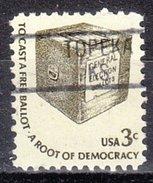 USA Precancel Vorausentwertung Preos Locals Kansas, Topeka 839