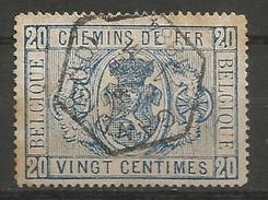 Belgique - Chemin De Fer - TR2   Obl. GAND(SUD) - Used