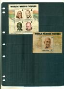 MONTSERRAT GRAND HOMMES DU MONDE 4 VAL + BF NEUFS A PARTIR DE 2.50 EUROS