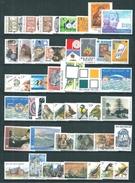 Belgique N°2432 A 2476  Complet  Timbres De 1991/92   Neufs ** Sans Charnières ,cote + De 58€ - Nuevos