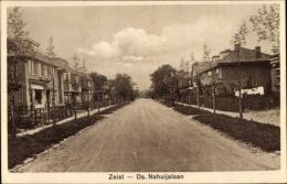 Cp Zeist Utrecht Niederlande, Ds. Nahujislaan, Straßenpartie - Nederland