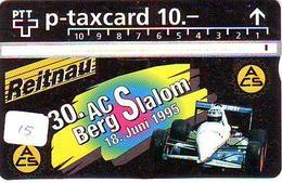 Télécarte SUISSE (15) P-Taxcard LANDIS&GYR Private Phonecard - Suisse