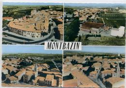 34 - MONTBAZIN - Multi Vues - Autres Communes