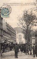 V9412 Cpa 75 Paris Montmartre - Boulevard De Clichy - Distretto: 18