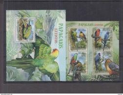B40 Mozambique - MNH - Birds - Turtles - 2012