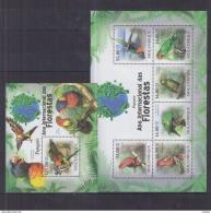 C40 Mozambique - MNH - Birds - Parrots - 2011
