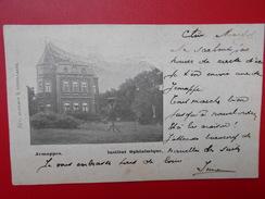 Jemappes :Institut Ophtalmique (J15) - Mons