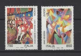 ITALIE . YT 2011/2012  Neuf ** Europa  1993 - 6. 1946-.. Republik