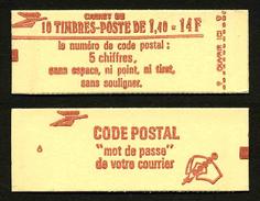 FRANCE - CARNET YT 2102-C3 - FERME - DATE - Confectionneuse 6 - Markenheftchen