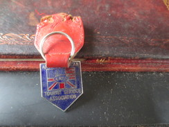 MEDAILLE - THE  ANGLO-AMERICAN TOURIST SERVICE ASSOCIATION   - VOIR PHOTOS - Professionals/Firms