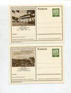 Bundesrepublik Deutschland / 1961 / 3 Bildpostkarten BADEN-BADEN **, Versch. Bilder (10710-20) - BRD