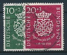 Bund. Nr. 121-122 ~ Michel 100,-- Euro - BRD