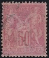 France   .     Yvert   .     104       .       O     .      Oblitéré