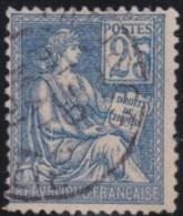 France   .     Yvert   .     114       .       O     .      Oblitéré