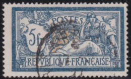 France   .     Yvert   .     123      .       O     .      Oblitéré