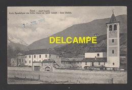 DD / ITALIE / PIEMONTE / SUSA / SUZE / SANT' EVASIO / ECOLE APOSTOLIQUE DES PETITS CLERCS DE SAINT JOSEPH / 1909 - Otras Ciudades